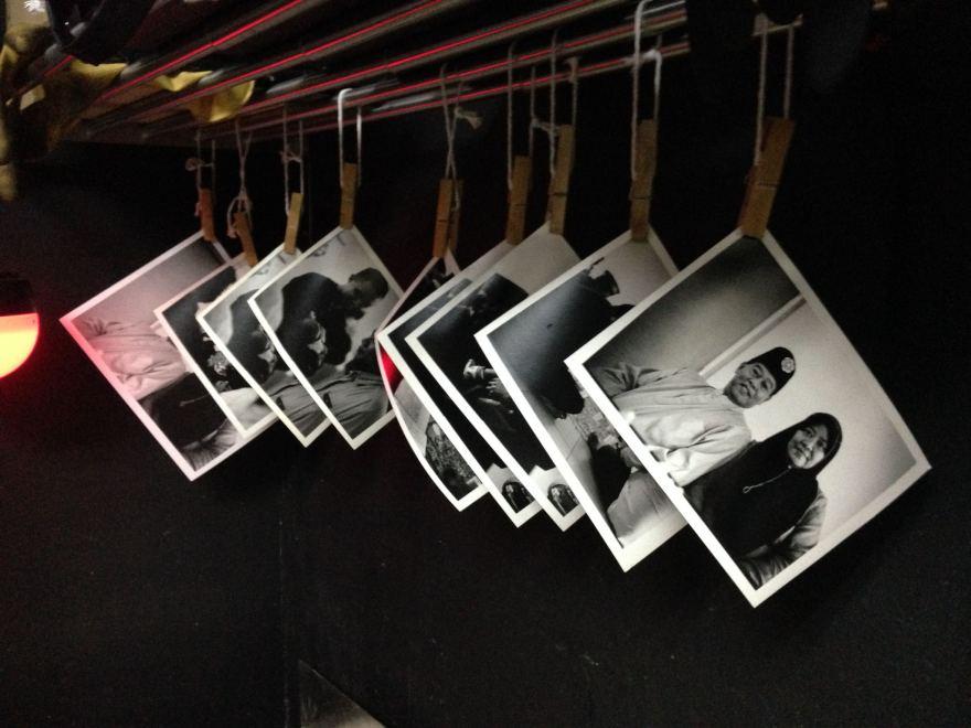 Darkroom prints by Mr. Loo Chee Chuan