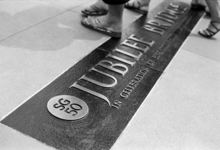Crossing the Jubilee