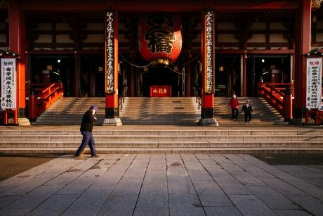 Senso-ji in the Morning