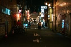 Asakusa at Night